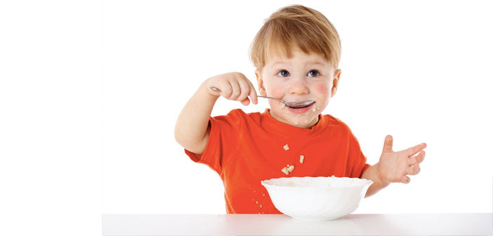 Reintroducing milk into your child's diet