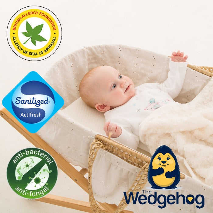 Amicor Wedgehog® Deluxe - 28cm Moses Reflux Wedge - includes Free Bundled Reflux eBook