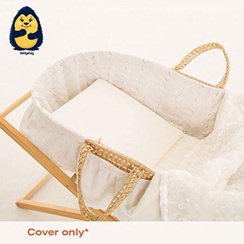 Spare Cover for Wedgehog® Reflux Wedge - 28cm Moses Basket - The Wedgehog®