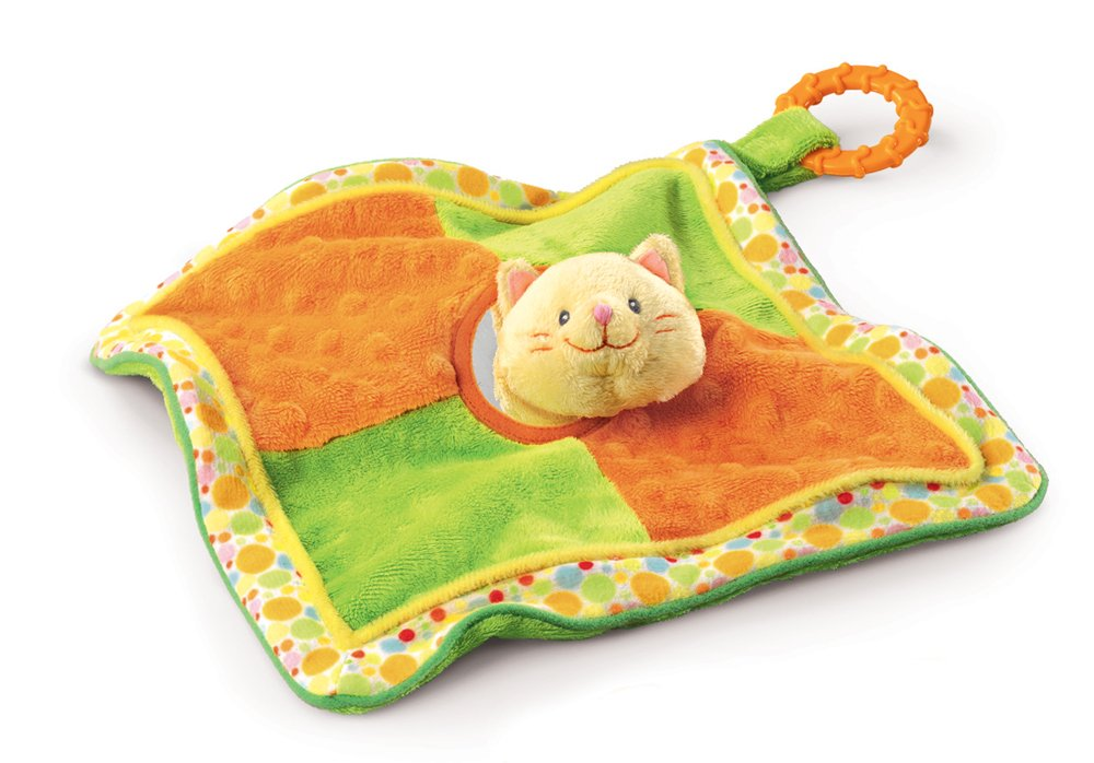 Russ Berrie - Babies Love To Learn - Kitten Comforter