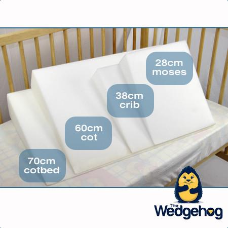 Make your own Wedge - DIY Cot Wedge! - The Wedgehog®