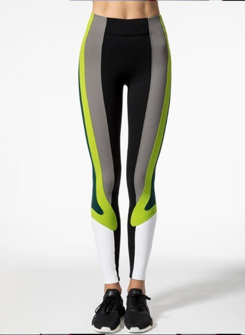 KIHII Leggings|Green
