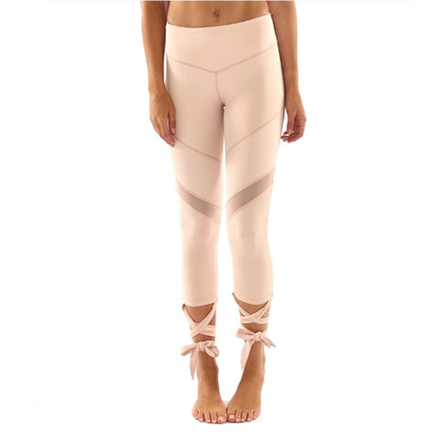Dazzle High Waist Leggings