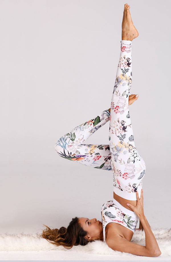 Floral Athletic Set