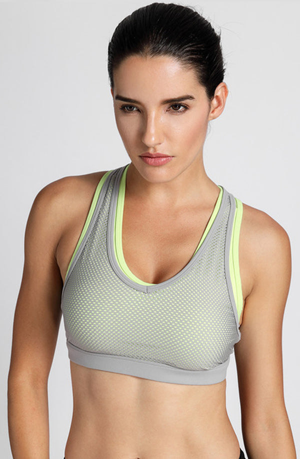 Double Layer Sports Bra