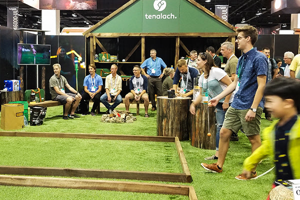Outdoor Retailer Summer Market 2018 - outdoor games
