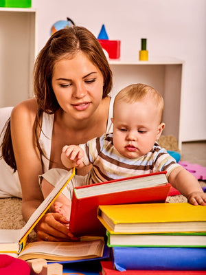 Bringing Up Bookworms – The Importance of Reading to Your Child