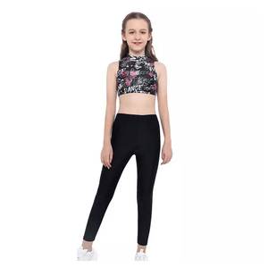 2pc Dancewear Set Ballet Not specified