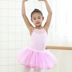 2pc Pink Leotard and Skirt Ballet Not specified