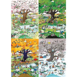 4 Seasons 2000PC Toys Heye