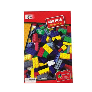 400pc Bricks Box Toys Not specified