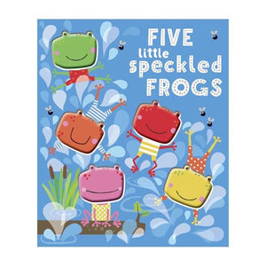 5 Little Speckled Frogs Toys Not specified