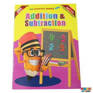 Addition & Subtraction (B) Toys Not specified