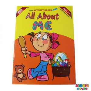 All About Me Toys Not specified