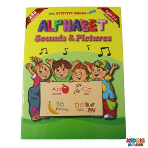 Alphabet Sounds and Pictures Toys Not specified