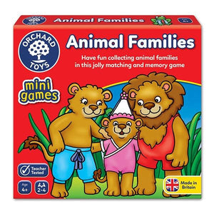 Animal Families Toys Orchard Toys