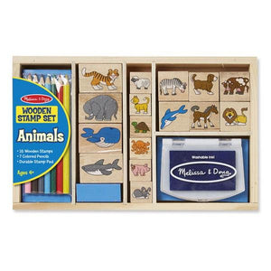 Animal Stamp Set Toys Melissa & Doug