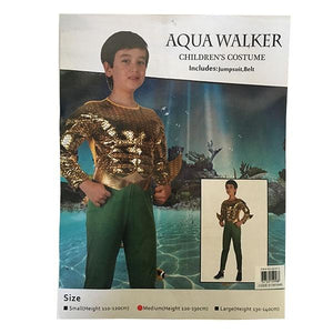 Aquaman Kids Costume Dress Up Not specified