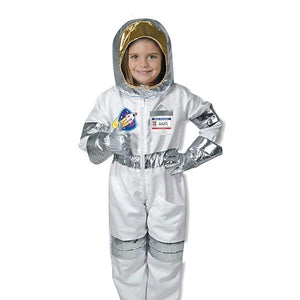 Astronaut Outfit (Age 3-6) Dress Up Le Sheng