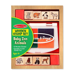 Baby Zoo Animals Toys Melissa & Doug