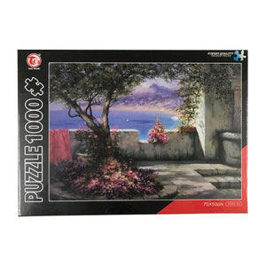 Balcony Puzzle 1000pc Toys Not specified