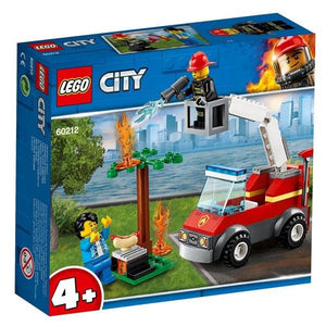 Barbecue Burn Out Toys Lego