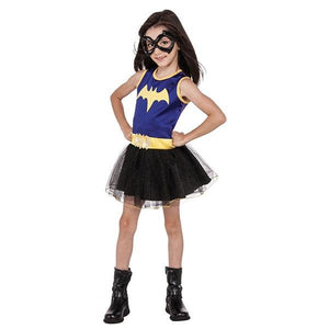 Batgirl Tank Dress One-Size Dress Up DC Comics