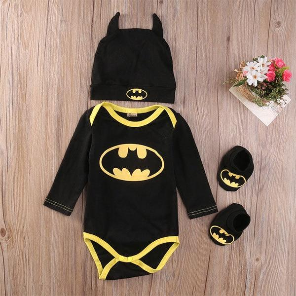 Batman Romper Set