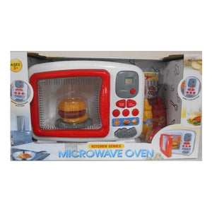 Battery Microwave Oven Toys Not specified