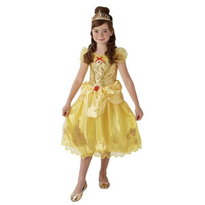 Belle Golden Storyteller Dress Dress Up Disney