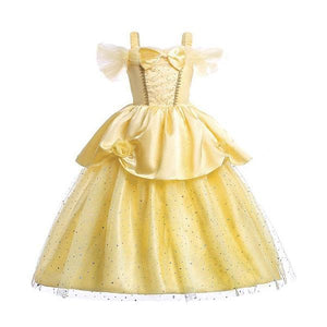 Belle Princess Dress Dress Up Not specified