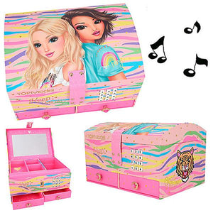 Big Jewellery Box with Code Toys Top Model