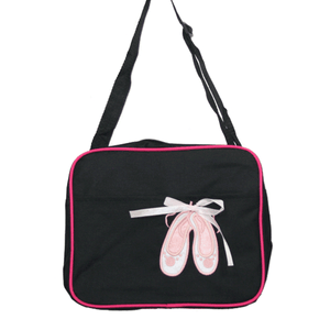 Black Canvass Ballet Bag Ballet Not specified