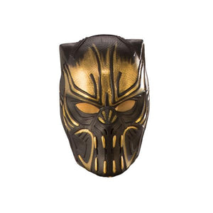 Black Panther Erik Killmonger Mask Dress Up Avengers (Marvel)