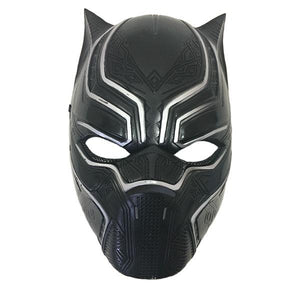 Black Panther Mask Dress Up Not specified