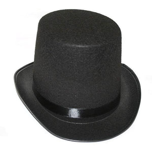 Black Top Hat Dress Up Not specified