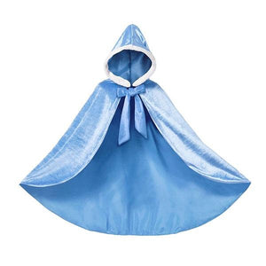 Blue Princess Cape Dress Up Not specified
