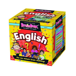 BrainBox English Toys Brain Box
