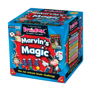 BrainBox - Marvin's Magic Toys Orchard Toys