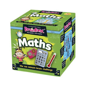 BrainBox Maths Toys Brain Box