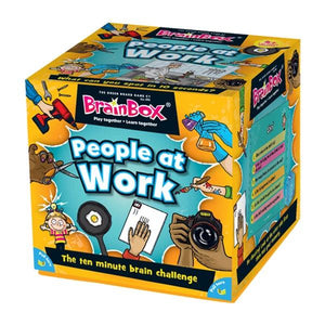 BrainBox - People At Work Toys Orchard Toys
