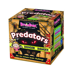 BrainBox Predators Toys Brain Box