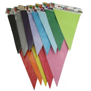 Bunting Plain Parties Not specified