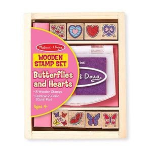 Butterfly and Hearts Toys Melissa & Doug