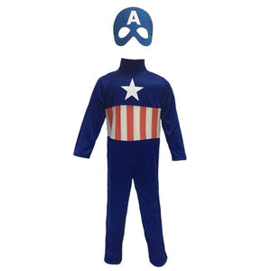 Captain America Costume Dress Up Not specified