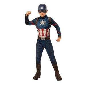 Captain America Endgame Costume Dress Up Avengers (Marvel)