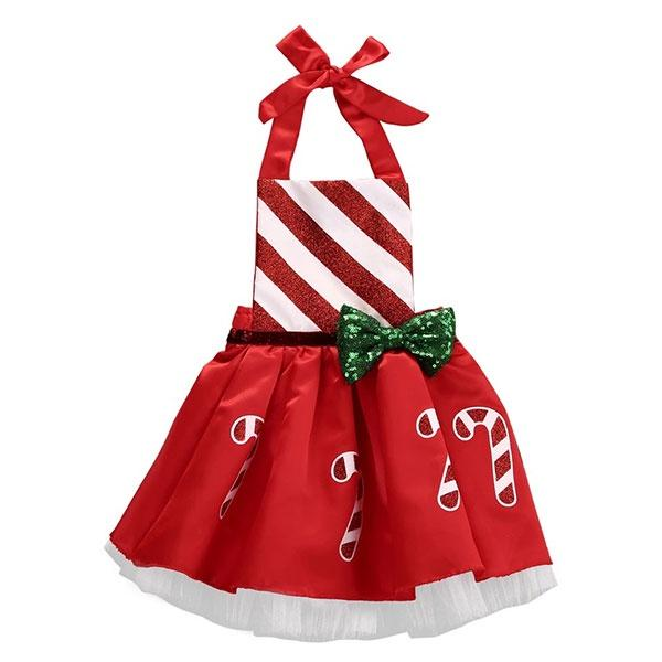 Christmas Candy Cane Dress