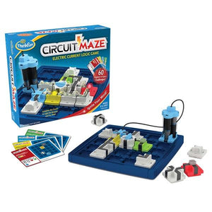 Circuit Maze Toys Think Fun