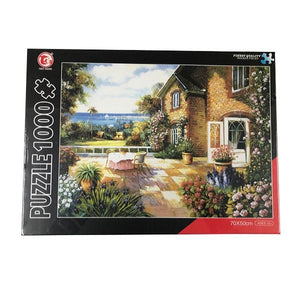 Cottage Puzzle 1000pc Toys Not specified