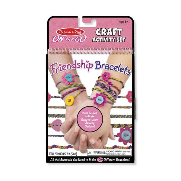 Craft Create Friendship Bracelets